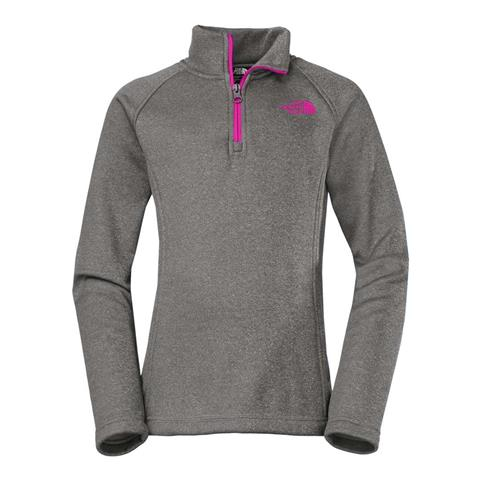 The North Face HW Agave 1/4 Zip Girls