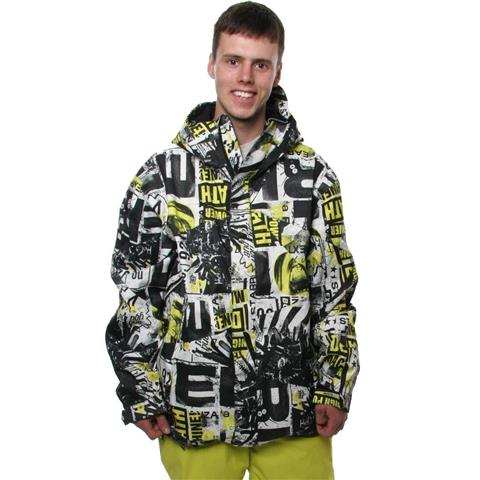 Ride Georgetown Shell Jacket Mens