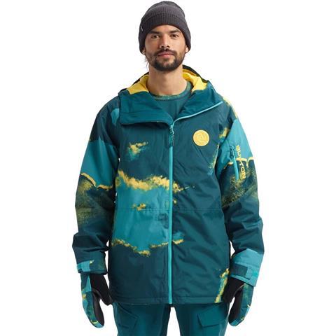 Burton Hilltop Jacket Mens