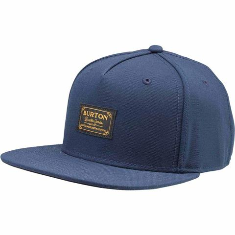 Burton Hudson Snap Back Hat Mens