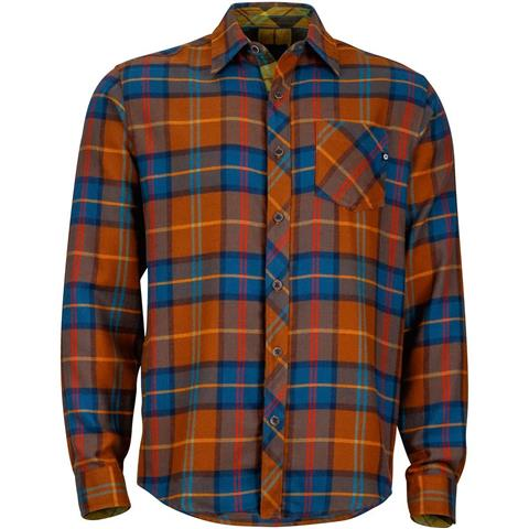 Marmot Anderson Flannel LS Mens