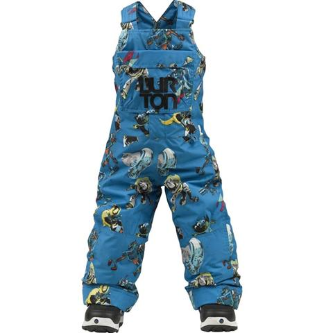 Burton Minishred Bib Pants Youth