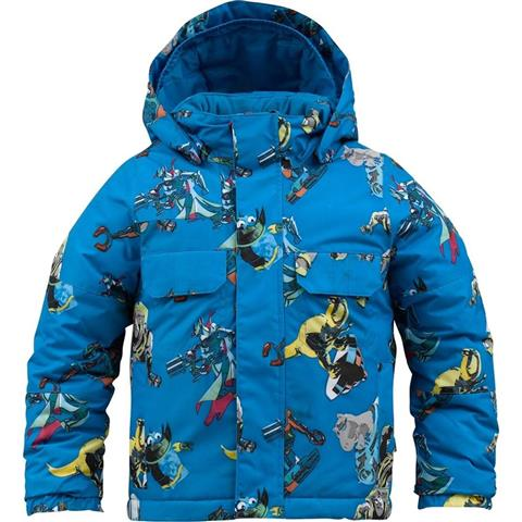 Burton Minishred Fray Jacket Toddler Boys