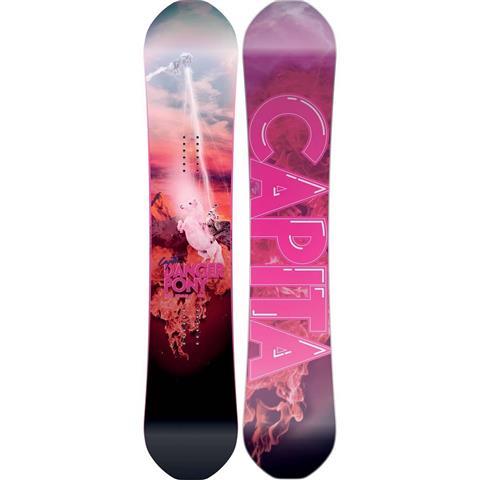 Capita Jess Kimura Pro Snowboard Womens