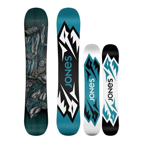 Jones Mountain Twin Snowboard
