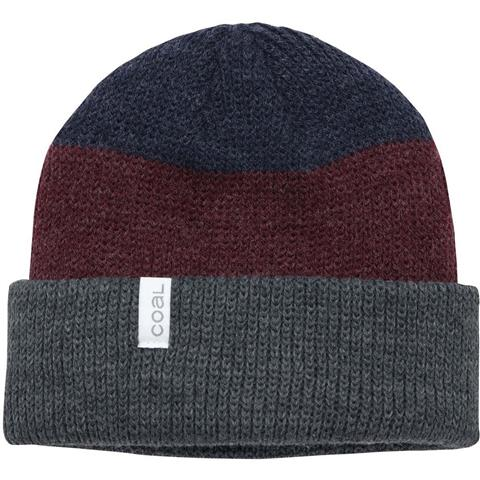 Coal The Frena Thick Knit Cuffed Slouch Beanie