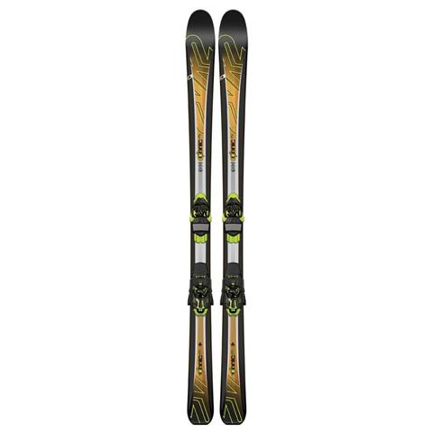 K2 Ikonic 80 Skis with Marker M3 12 TC Bindings Mens