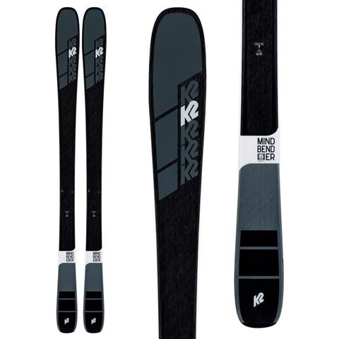K2 Mindbender 85 Skis Mens