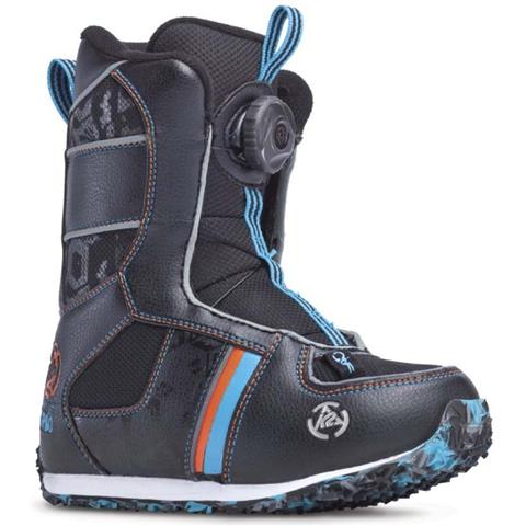 K2 Mini Turbo Snowboard Boots Boys