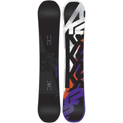 K2 Subculture Snowboard Mens
