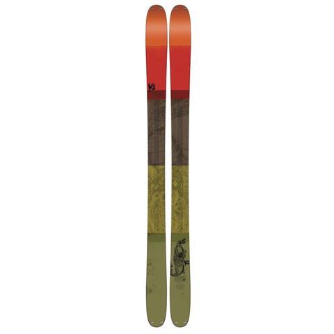 K2 Poacher Skis Mens