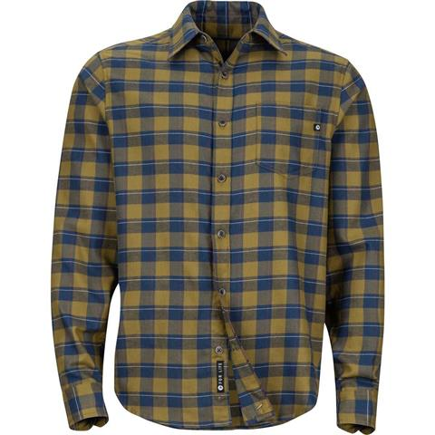 Marmot Bodega Lightweight Flannel LS Mens
