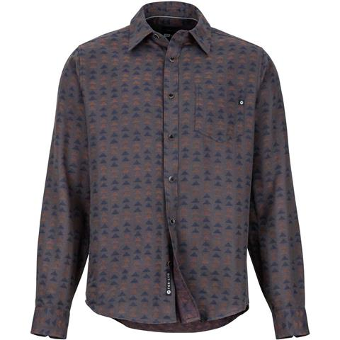 Marmot Lost Coast Midweight Flannel Mens