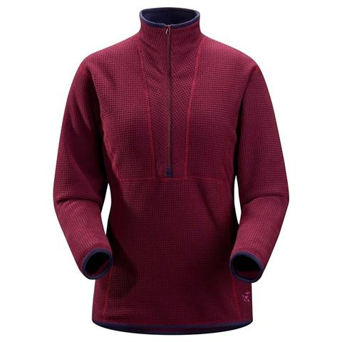 ArcTeryx Delta AR Zip Fleece Womens