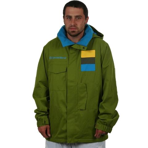 Special Blend Local Jacket Mens