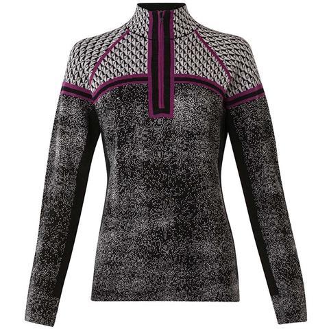 Krimson Klover Redwood 1/4 Zip Sweater Womens