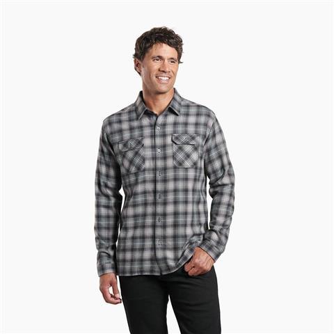 Kuhl Dillingr Flannel Shirt Mens