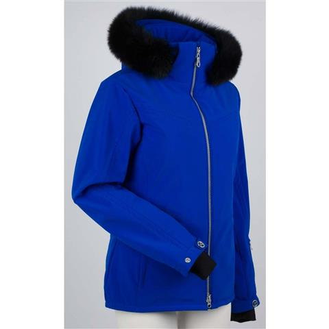 Nils Terri Real Fur Jacket Womens