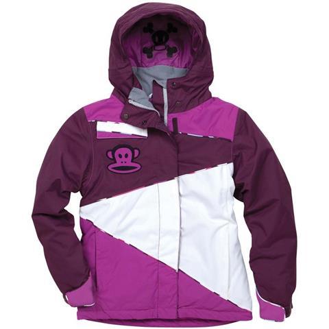 686 x Paul Frank Julius Zig Zag Insulated Jacket Girls