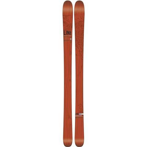 Line Supernatural 92 Lite Skis Mens