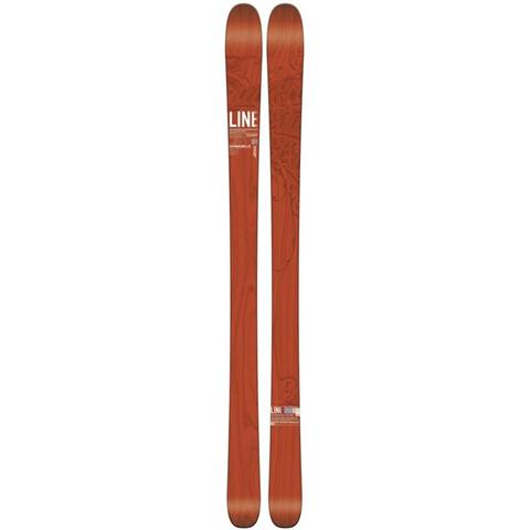 Line Supernatural 92 Skis Mens