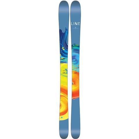 Line Pandora 95 Skis Womens