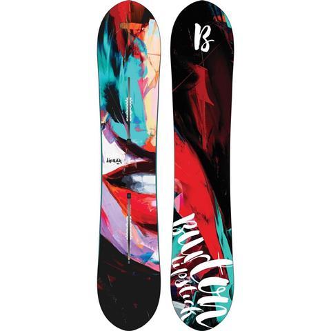 Burton Lip Stick Snowboard Womens