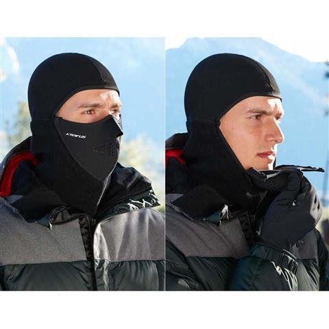 Seirus Magnemask Convertible Mask