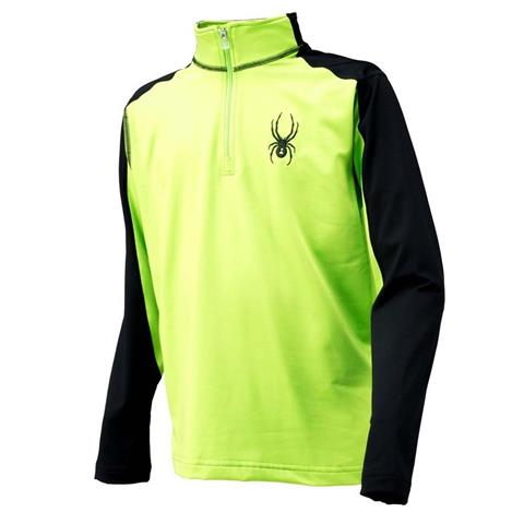 Spyder Charger Therma Stretch T Neck Boys