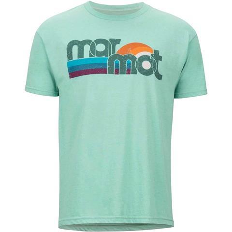 Marmot Oceanside Tee SS Shirt Mens