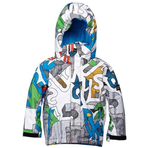 Quiksilver Little Mission Moldan Jacket Boys