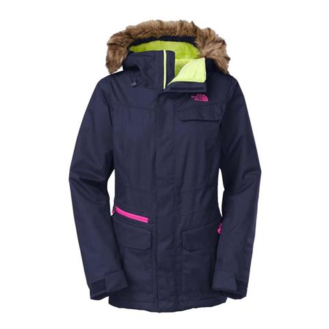 The North Face Baker Deluxe Insulated Jacket Womens