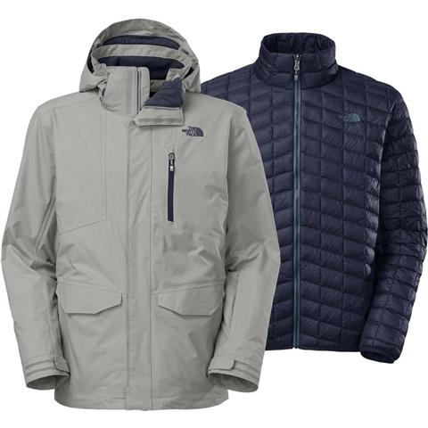 The North Face Thermoball Snow Triclimate Parka Mens