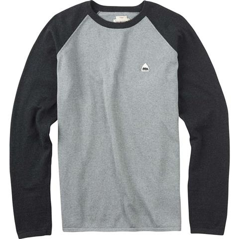 Burton Stowe Raglan Sweater Mens