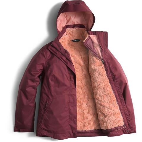 The North Face Mossbud Swirl Tri Jacket Womens