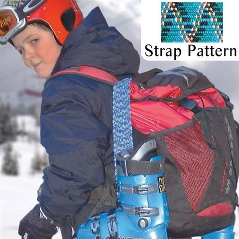 Fast Strap Spring Loaded Ski Boot Strap