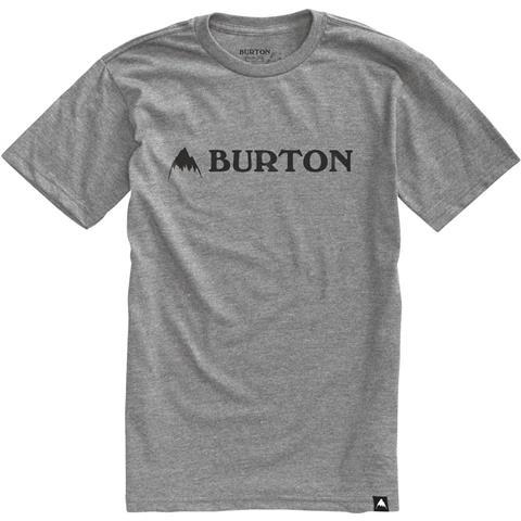 Burton Horizontal Mountian Short Sleeve T Shirt Mens