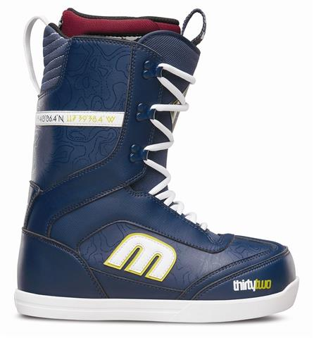 ThirtyTwo Pas Lo-Cut Snowboard Boots- Men's