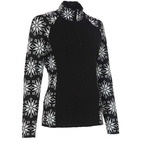 Neve Ali 1/4 Zip Sweater Womens