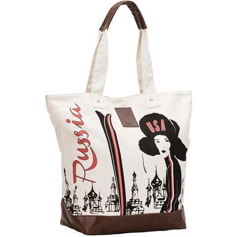 Neve Russia Tote Bag