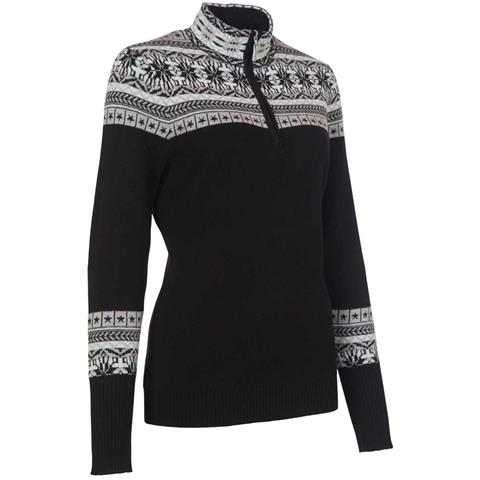 Neve Caroline 1/4 Zip Sweater Womens
