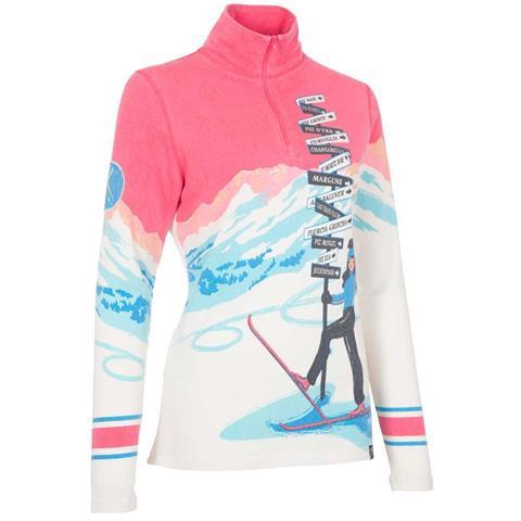 Neve St. Moritz 1/4 Zip Knit Womens