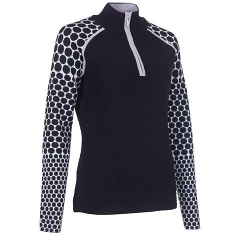 Neve Tori 1/4 Zip Sweater Womens
