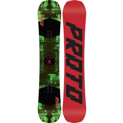 Never Summer Miniproto Snowboard Youth