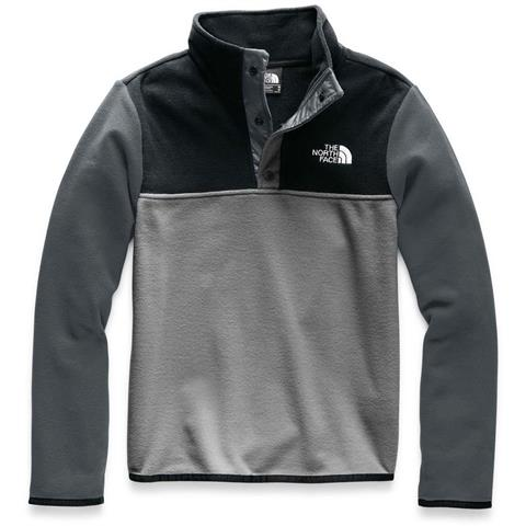 The North Face Glacier 1/4 Snap - Boy's