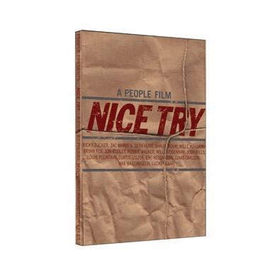 Nice Try: A People Film DVD