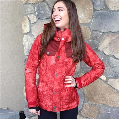 Nikita Mayon Jacket Womens