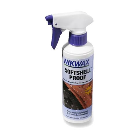Nikwax Softshell Proof Spray on Waterproofing
