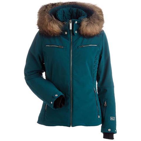 Nils Kirsten Real Fur Jacket Womens