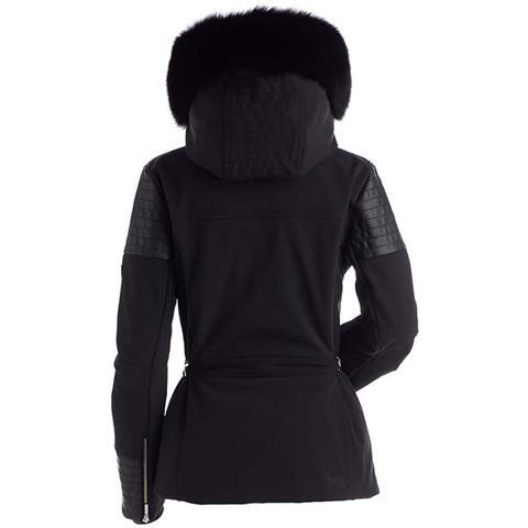 Nils Posh Real Fur Jacket Womens